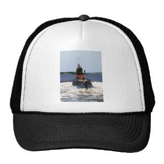USS MARIANO G. VALLEJO TRUCKER HAT