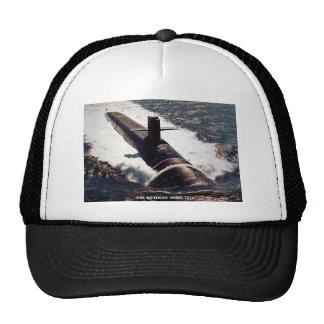 USS MICHIGAN TRUCKER HAT