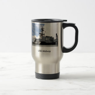 USS Midway CV41, USS Midway Travel Mug
