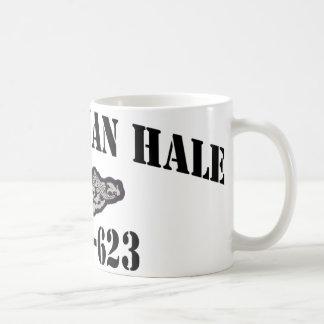 USS NATHAN HALE COFFEE MUG
