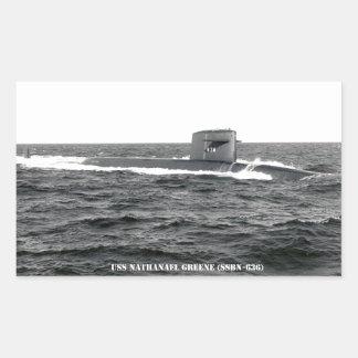 USS NATHANAEL GREENE