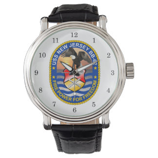 USS New Jersey BB-62 Watch