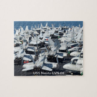 USS Nimitz CVN-68 Jigsaw Puzzle