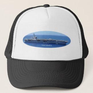 USS Nimitz Trucker Hat