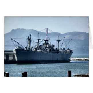 USS O'Brien Card