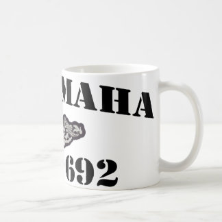 USS OMAHA COFFEE MUG