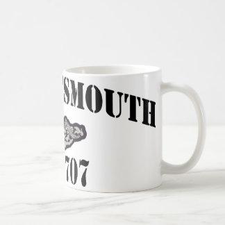 USS PORTSMOUTH COFFEE MUG
