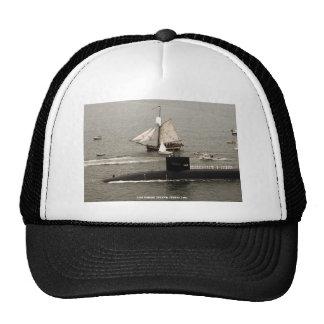 USS RHODE ISLAND TRUCKER HAT