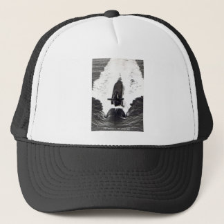 USS ROBERT E. LEE TRUCKER HAT