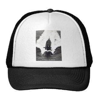 USS ROBERT E. LEE TRUCKER HAT