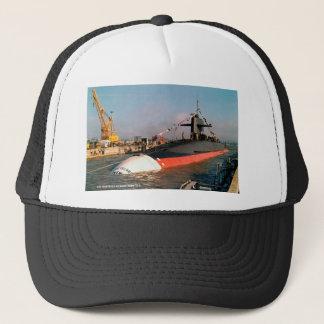 USS STONEWALL JACKSON TRUCKER HAT