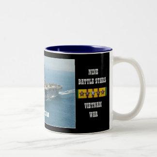 USS TRIPOLI (LPH-10) MUGS À CAFÉ