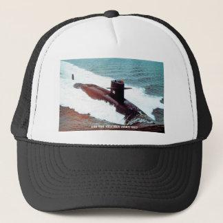 USS VON STEUBEN TRUCKER HAT