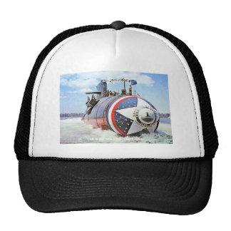 USS WILL ROGERS TRUCKER HAT