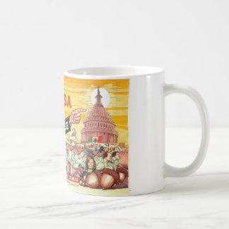 USSA COFFEE MUG