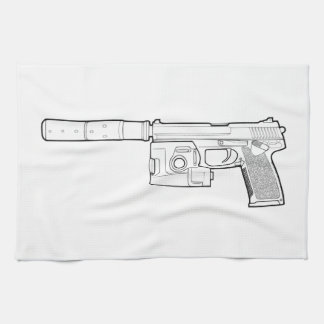 USSOCOM MARK 23 Kitchen Towel