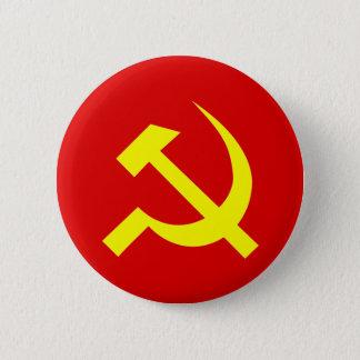 USSR 2 INCH ROUND BUTTON