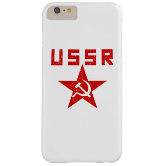USSR BARELY THERE iPhone 6 PLUS CASE
