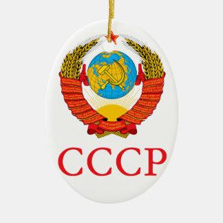 USSR CERAMIC ORNAMENT