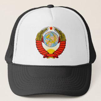 USSR Coat of Arms Trucker Hat