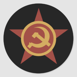 USSR Country Marker Sticker