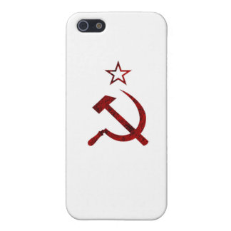 USSR COVER FOR iPhone 5/5S