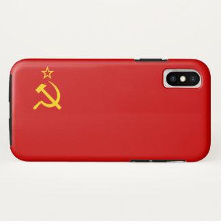 USSR flag Case-Mate iPhone Case