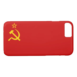 USSR flag iPhone 8/7 Case