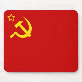 USSR Flag Mousepad