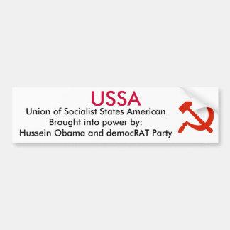 USSR - Obama Bumper Sticker