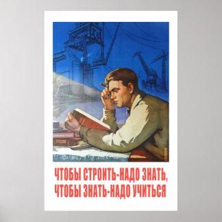 USSR_Propaganda.Poster Poster