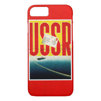 USSR Vintage Travel iphone 7 case