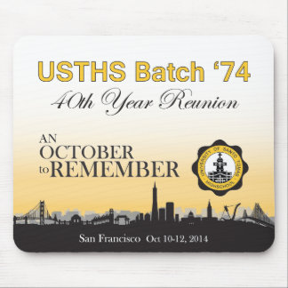 USTHS Batch '74 Mousepad