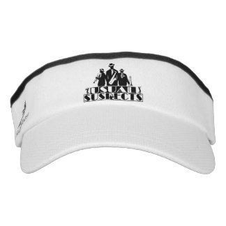 Usual Suspects Band Knit Visor