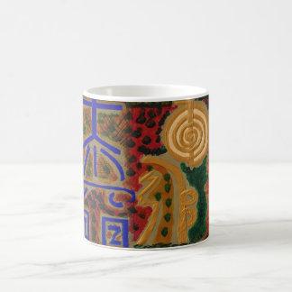 USUI REIKI symbols Coffee Mug