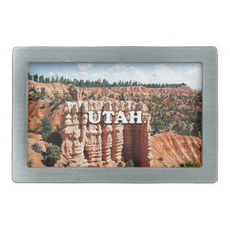 Utah: Bryce Canyon National Park Belt Buckle