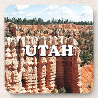 Utah: Bryce Canyon National Park Beverage Coasters