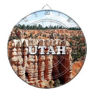 Utah: Bryce Canyon National Park Dartboard
