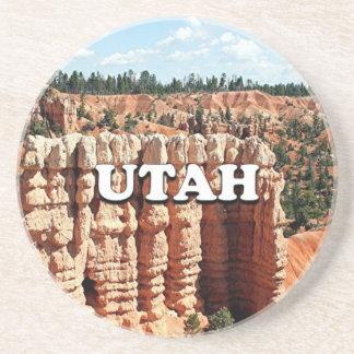 Utah: Bryce Canyon National Park Drink Coasters