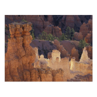 Utah, Bryce Canyon National Park. Hoodoos, Postcard