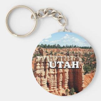 Utah: Bryce Canyon National Park Keychain