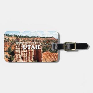 Utah: Bryce Canyon National Park Luggage Tag