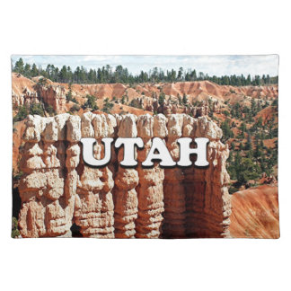 Utah: Bryce Canyon National Park Placemat