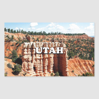 Utah: Bryce Canyon National Park Sticker