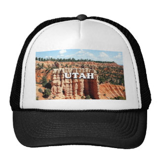 Utah: Bryce Canyon National Park Trucker Hat