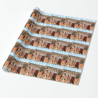 Utah: Bryce Canyon National Park Wrapping Paper