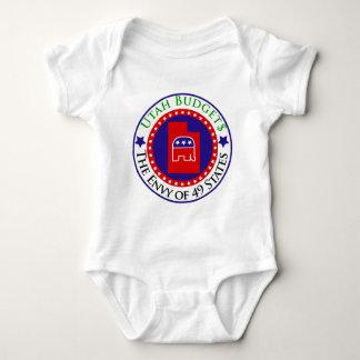 Utah Budgets - The Envy of 49 States Baby Bodysuit