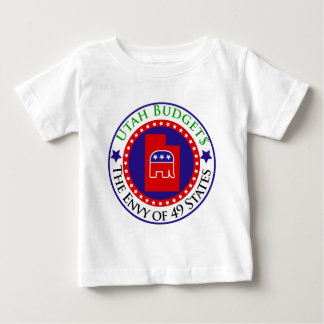 Utah Budgets - The Envy of 49 States Baby T-Shirt
