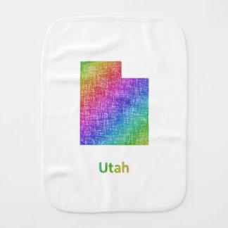 Utah Burp Cloth