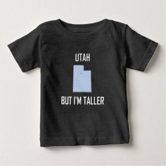 Utah But I Am Taller Baby T-Shirt